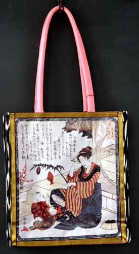 DL301 a shopping bag