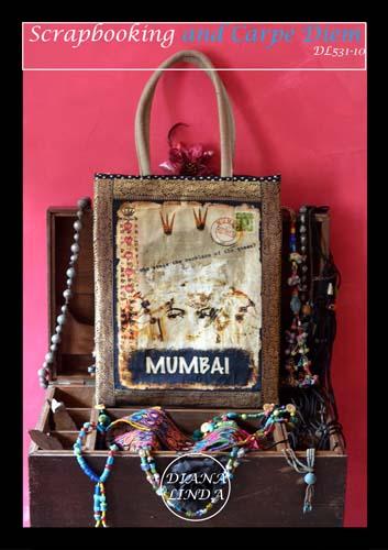 DL531 10 multizip bag queen