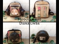DL19-22 UPCYCLING MODULAR BAG JUTE
