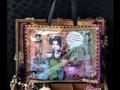 DL513 shopping bag kill bill