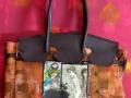 DL610 hand painted alpha bag