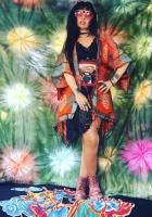 DL19-06 silk kimono