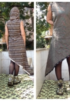 assymetrical dress 2