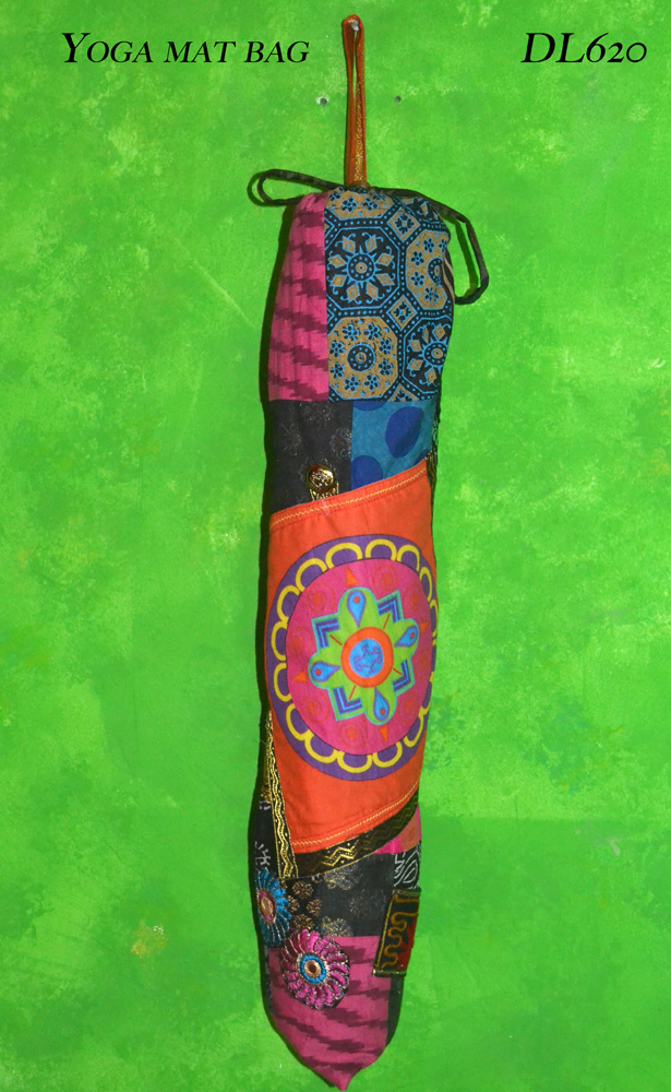 DL620 2 yoga mat bag