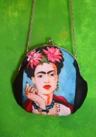 DL 553-1 frida frame with leather
