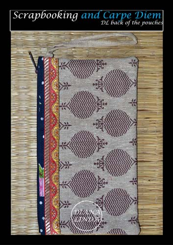 DL back of pouches jute