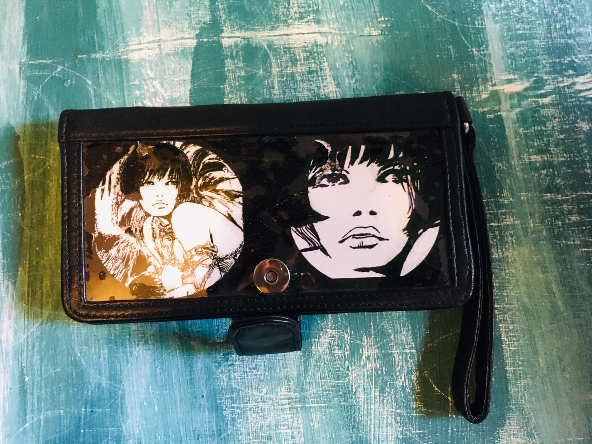 DL19-47 wallet valentina