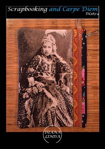 DL583 4 medium fabric pouch