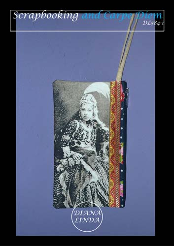 DL584 1 fabric pouch