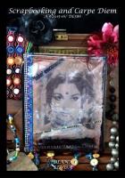 DL586 pouch matrimonials postcard