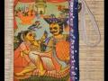 DL583 1 medium fabric pouch