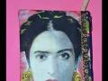 DL583 12 medium pouch fabric