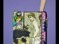 DL583 19 medium pouch fabric