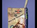 DL583 21 medium fabric pouch