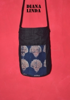 DL 730 MARS BLUE DENIM SLING