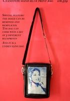 DL529 sling cyanotype bag